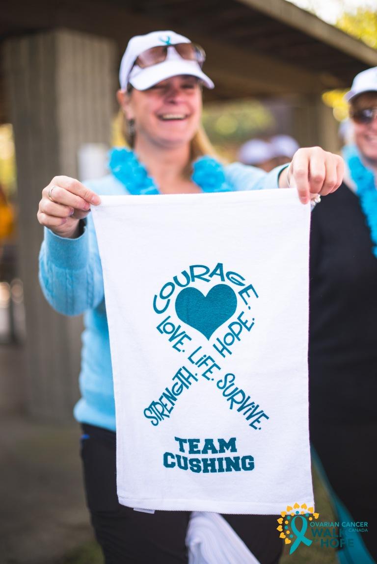 Ovarian Cancer Walk of Hope Hamilton Walk-6106