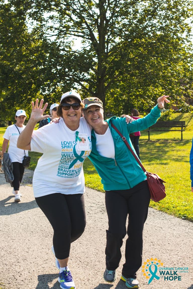 Ovarian Cancer Walk of Hope Hamilton Walk-6196